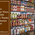 The Best Ways 4 Kids to Give Thanks This Season - dsm4kids.com