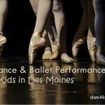 Dance & Ballet Performances 4 Kids in Des Moines - dsm4kids.com