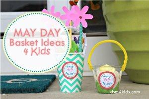 042316 May Day Basket Ideas 4 Kids 1 Dsm4kids