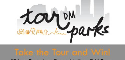 Take the Tour and Win! – Visit 31 Parks in 31 Days with Tour DM Parks