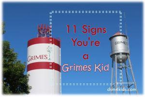 11 Signs You're a Grime Kid - dsm4kids.com