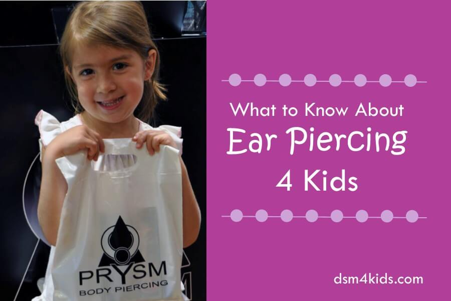 What to Know About Ear Piercing 4 Kids
