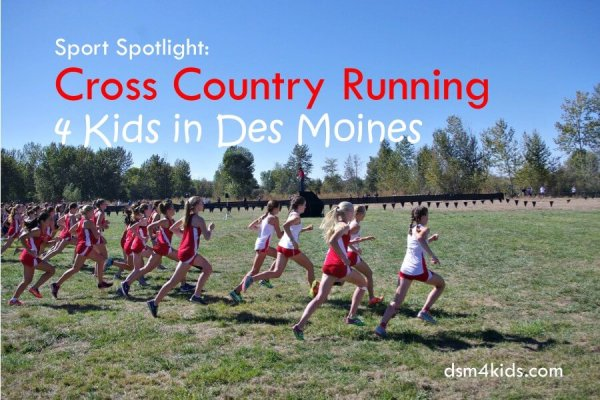 Sport Spotlight: Cross Country Running 4 Kids in Des Moines - dsm4kids.com