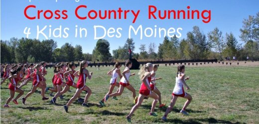 Sport Spotlight: Cross Country Running 4 Kids in Des Moines