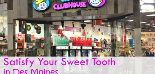Satisfy Your Sweet Tooth in Des Moines