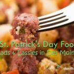 7 St. Patrick's Day Foods 4 Lads & Lassies in Des Moines - dsm4kids.com