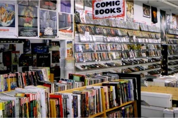 Comic Book Stores in Des Moines - dsm4kids.com