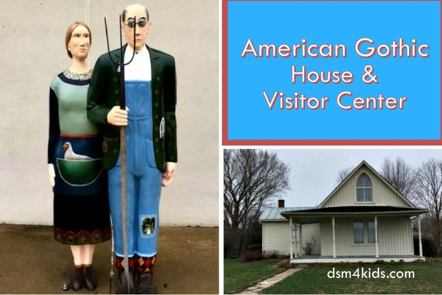 American Gothic House and Visitor Center