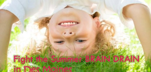 Fight the Summer Brain Drain in Des Moines