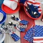 A Festive Feast for July 4th – dsm4kids.com