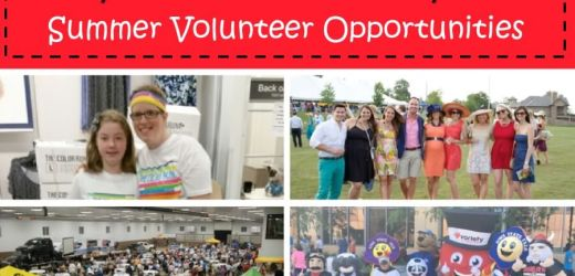 Variety – the Children's Charity of Iowa Summer Volunteer Opportunities