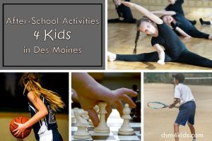 After-School Activities 4 Kids in Des Moines - dsm4kids.com
