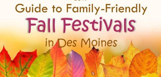 2017 Guide to Family-Friendly Fall Festivals in Des Moines
