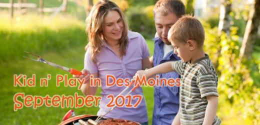 Kid n' Play in Des Moines – September 2017