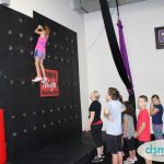 Ninja Warrior Birthday Parties at TGR Fitness in Des Moines- dsm4kids.com