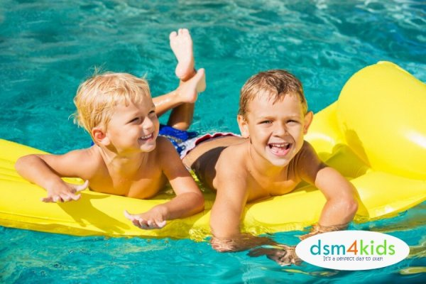 2018 Des Moines Water Fun Guide - Outdoor Aquatic Centers, Pools, Splash Pads, Spraygrounds & Wading Pools - dsm4kids.com