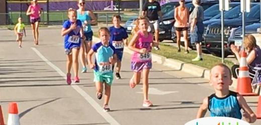 Families on the Run: 5Ks 4 All Ages in Des Moines