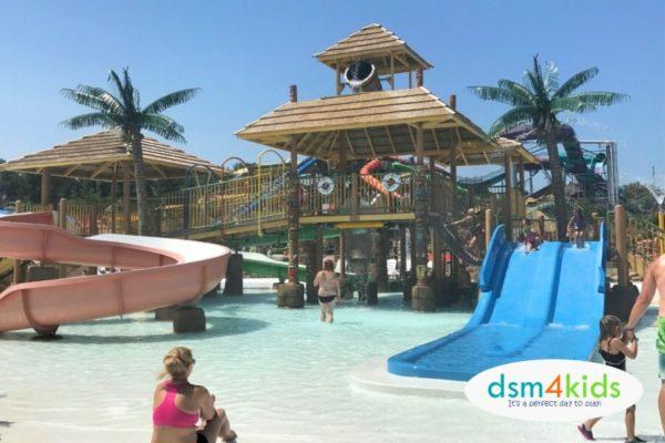 Lost Island: Family-Friendly Water Park in Waterloo – dsm4kids.com