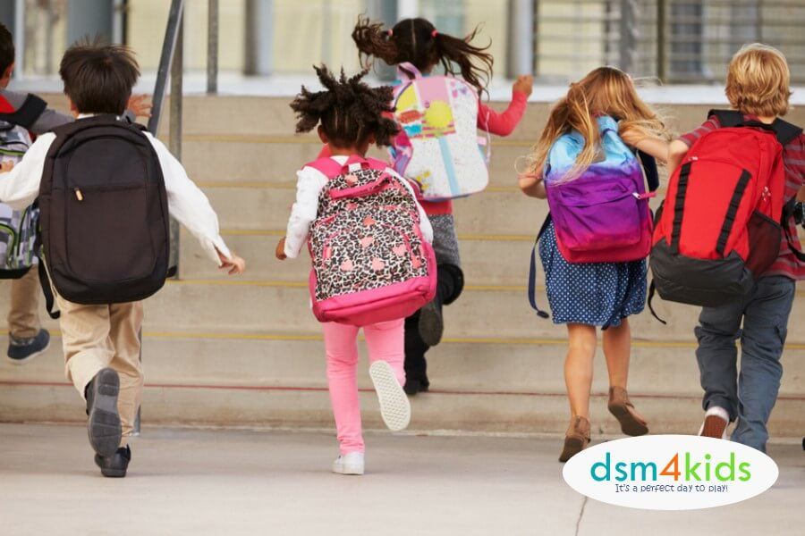 2018 Edition: School Supply & Health Screening Events in the Des Moines Area