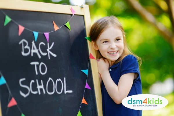 2018-19 School Starting Dates in the Des Moines Area - dsm4kids.com