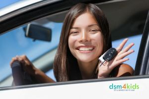 Teaching Teens to Drive: Driver's Education Courses in Des Moines - dsm4kids.com