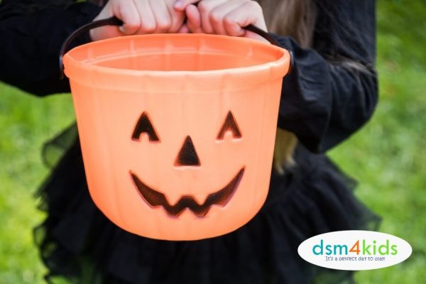 2018: Guide to Trick-or-Treat & Trunk-or-Treat Events in Des Moines - dsm4kids.com