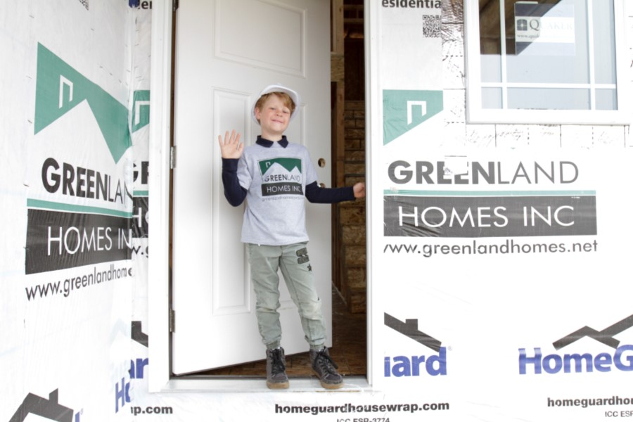 """Greenland Homes is """"Building"""" Support for Children's Cancer Connection"""