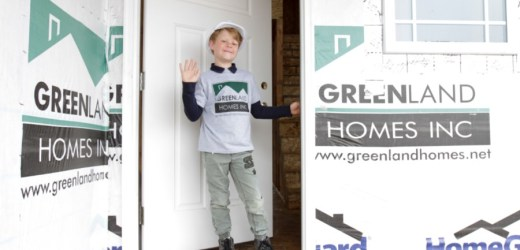 "Greenland Homes is ""Building"" Support for Children's Cancer Connection"