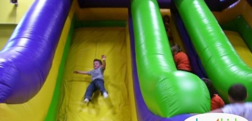 Indoor Play for Des Moines Kids: Places to Burn Off Energy Inside this Winter