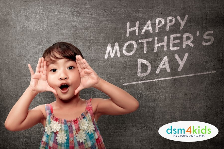 2019: Celebrate Mom this Mother's Day in Des Moines