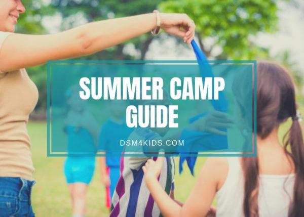 dsm4kids Summer Camp Guide
