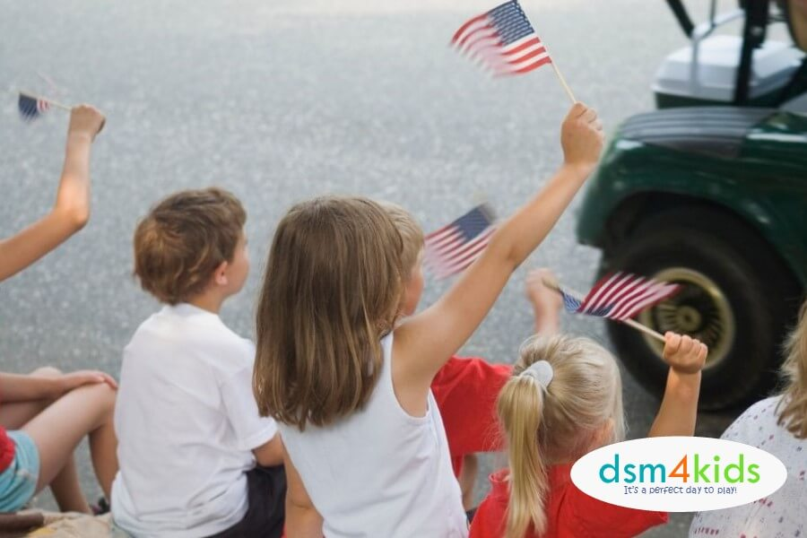 Summer 2019: July 4th Fun in DSM – Fireworks, Parades, & More