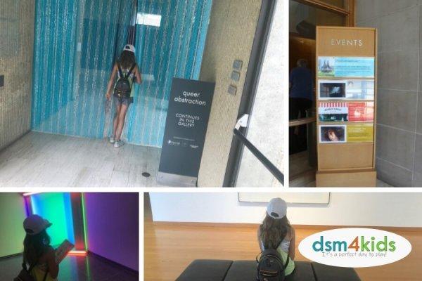 Exploring the Des Moines Art Center with Kids – dsm4kids.com