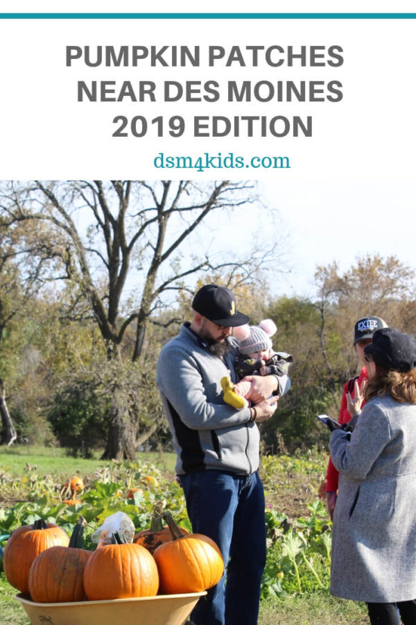 Pumpkin Patches & Corn Mazes Near Des Moines – 2019 Edition – dsm4kids.com