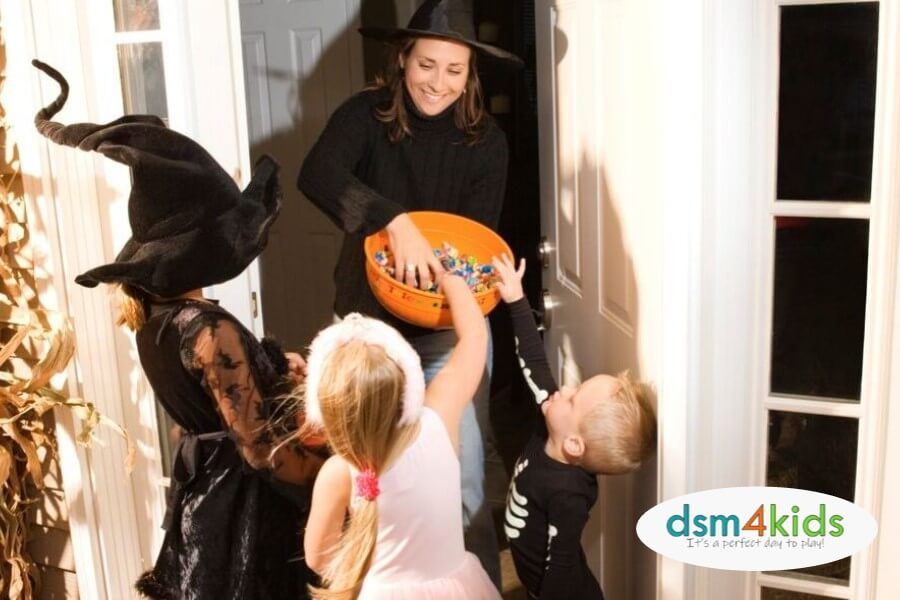 Beggar's Night 2019: When to Trick or Treat in the Des Moines Metro