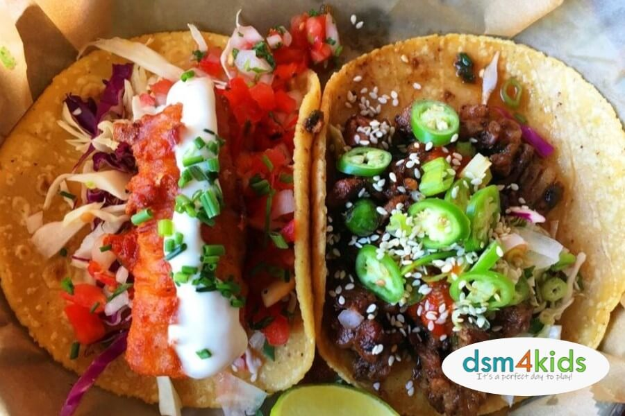 The Best Taco Spots for Your Family in Des Moines