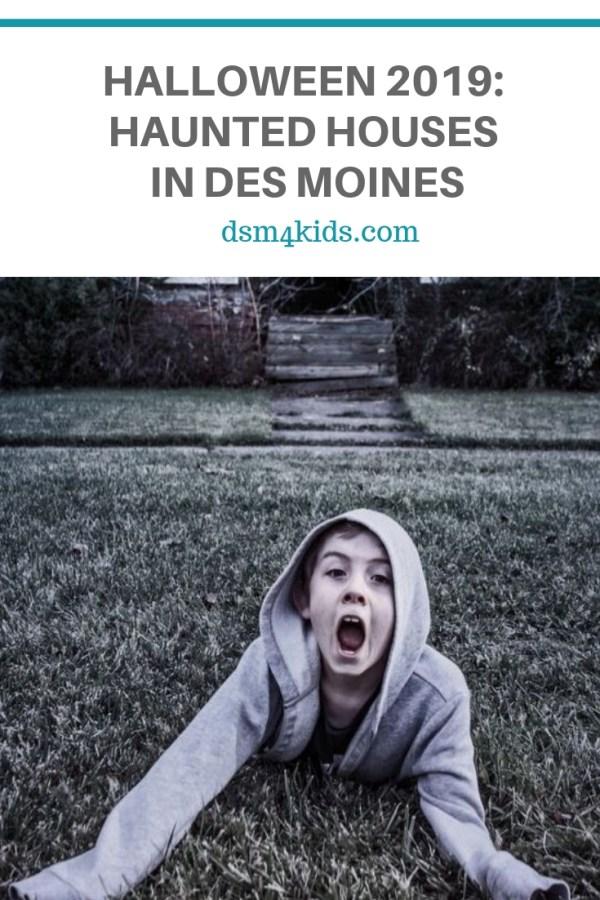 Halloween 2019: Haunted Houses in Des Moines – dsm4kids.com