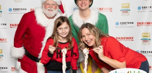 Christmas & Holidays 2019: Where Kids can Take Photos and Hangout with Santa in Des Moines