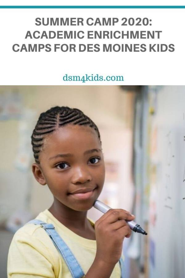 Summer Camp 2020: Academic Enrichment Camps for Des Moines Kids – dsm4kids.com