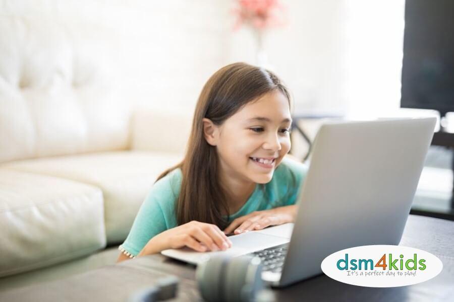 25+ Virtual Summer Adventures for Des Moines Kids