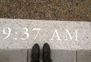 9:37- Time American Airlines Flight 77 hit the Pentagon