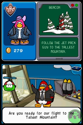 Elite Penguin Force  Screenshot