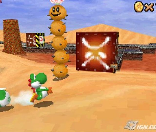 That Feeling Has Been Completely Retained In The Nintendo Ds Version In Fact Its Been Enhanced Super Mario 64 Ds Isnt A Straightforward Port Of The