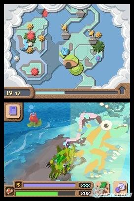 11 New Spore Creatures (DS) screens