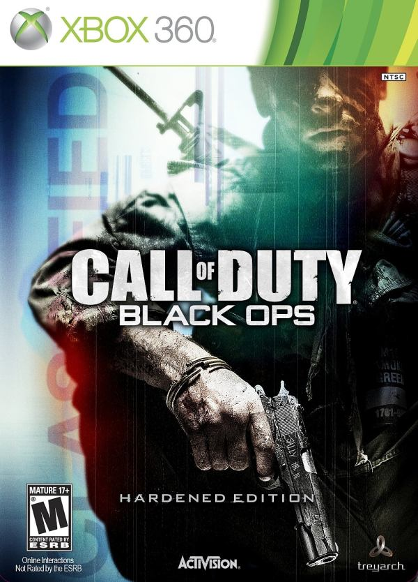 Call Of Duty Black Ops Hardened Edition - Xbox 360 Ign