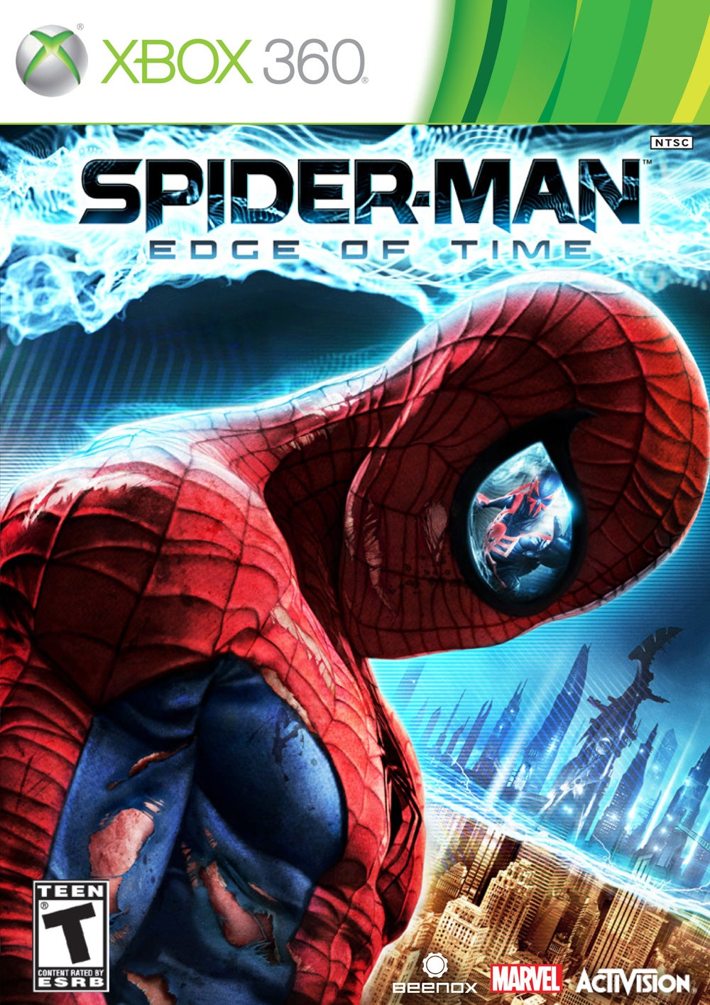 Spider Man Edge Of Time Xbox 360 IGN