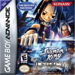 Gaming Chairs Pc Navy Blue Wingback Shaman King: Legacy Of The Spirits -- Sprinting Wolf Version - Game Boy Advance Ign