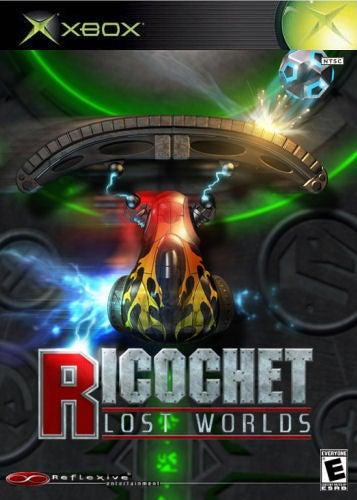 Ricochet Lost Worlds Xbox IGN