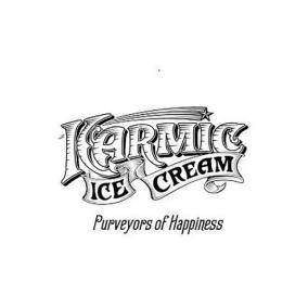 Karmic Ice Cream Logo