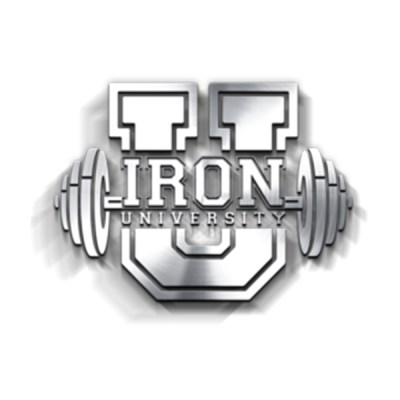Iron University Logo